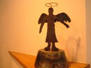 天使のオブジェ